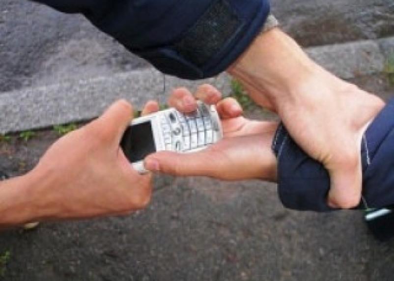 Гагаринская полиция раскрыла грабеж