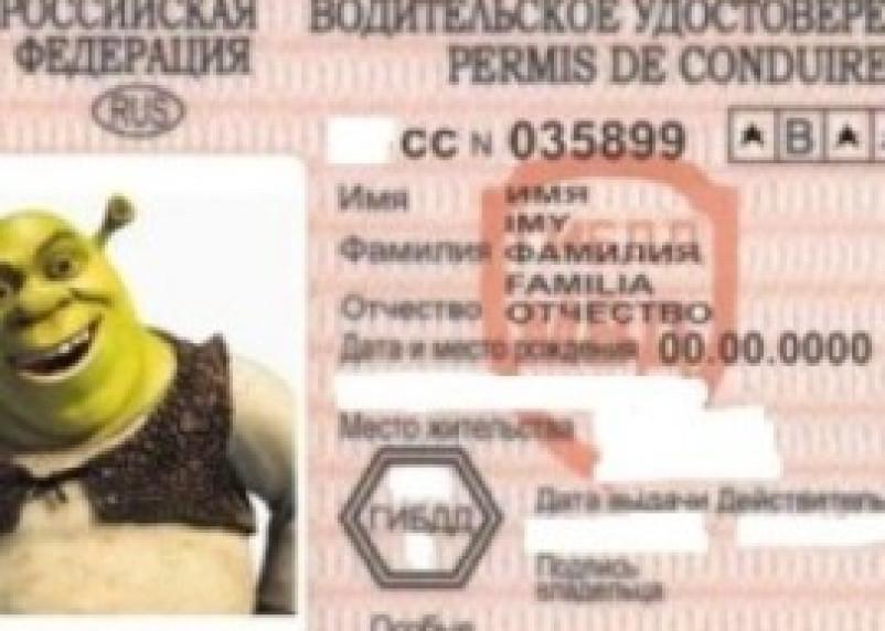 Смоленский водитель пойдет под суд за поддельные права