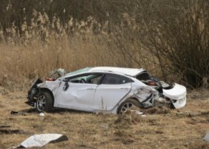 В выходные в Смоленской области в ДТП погибли люди