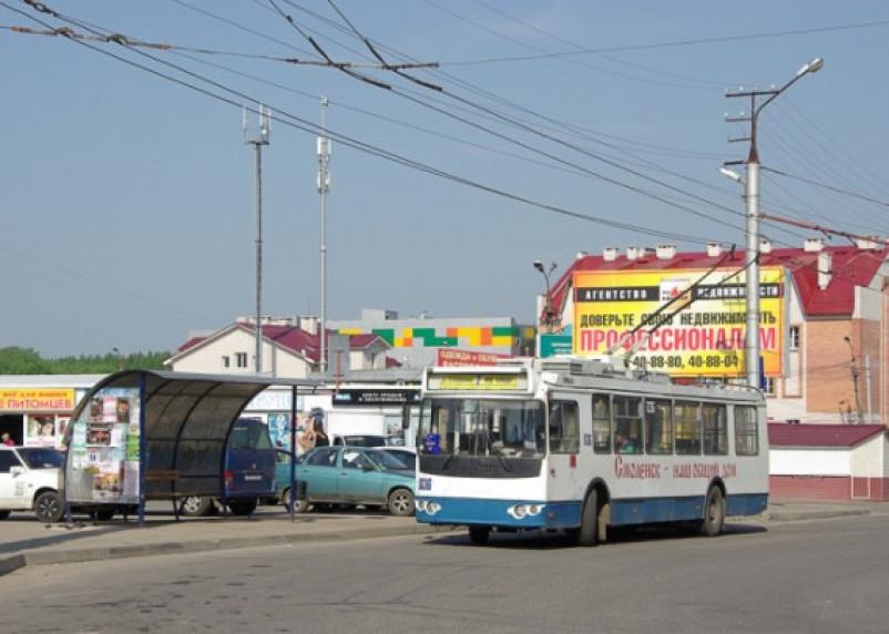 Продлен маршрут троллейбуса №2