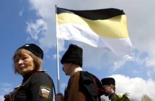 Казачий праздник в Смоленске