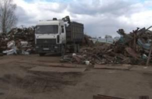 Из незаконного оборота изъято 28 тонн металлолома