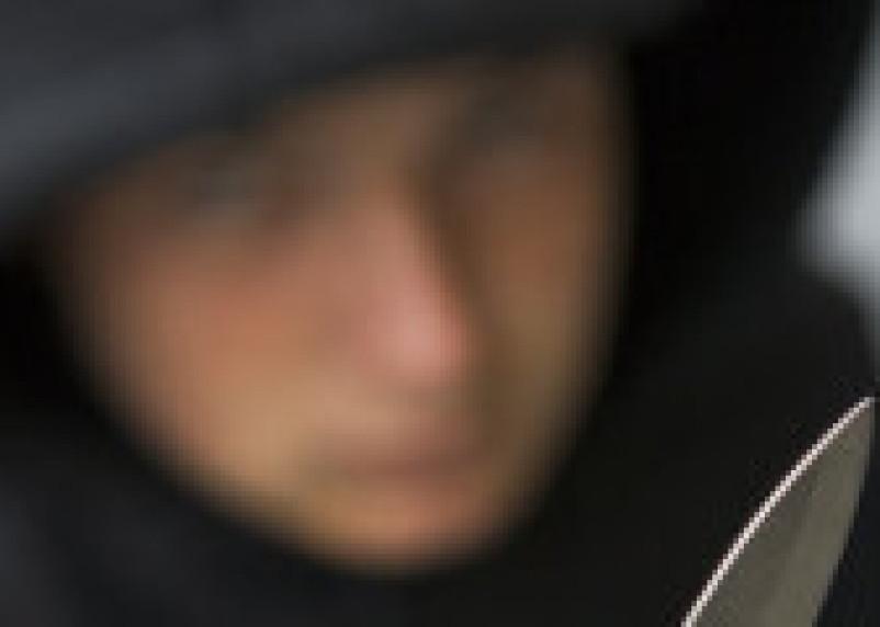 Учащийся гагаринского колледжа чуть было не убил ножом своего знакомого