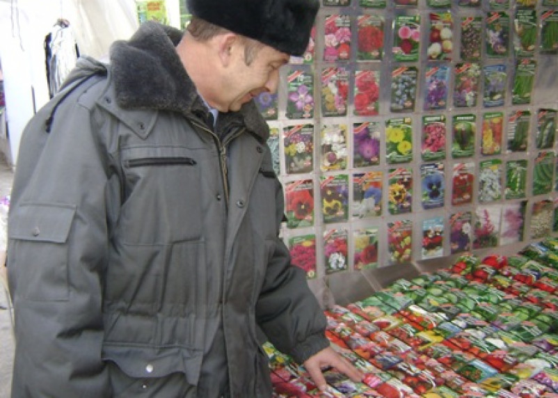 На Смоленщине продают некачественные семена