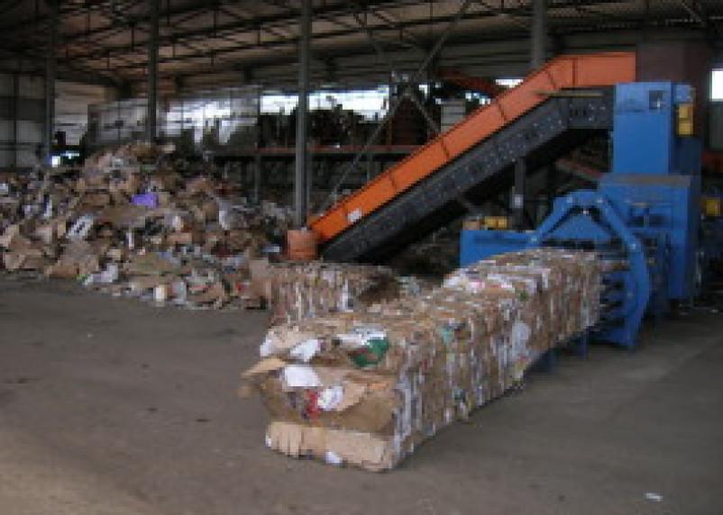 На Смоленщине в 2014 году заработает второй мусоросортировочный завод