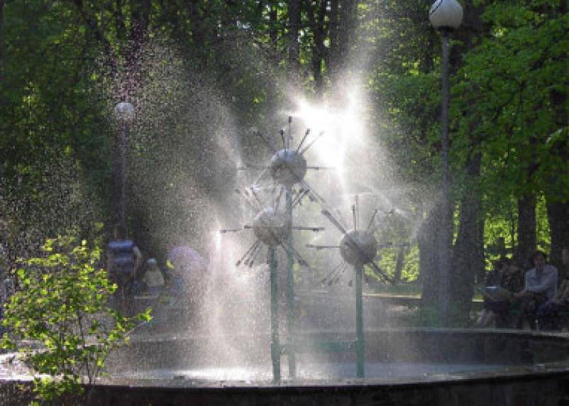В Смоленске фонтаны заработают к 1 мая