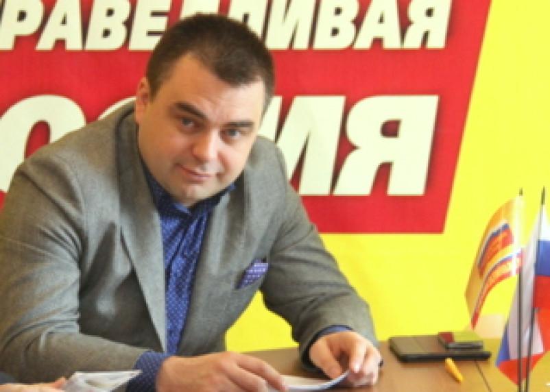 Алексей Казаков поздравил смолян с Днем весны и труда