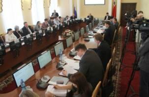 Депутаты обратились к губернатору по поводу предстоящей стройки на площади Победы
