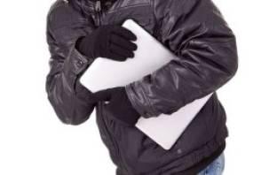 В Смоленском районе ранее судимый мужчина украл ноутбук