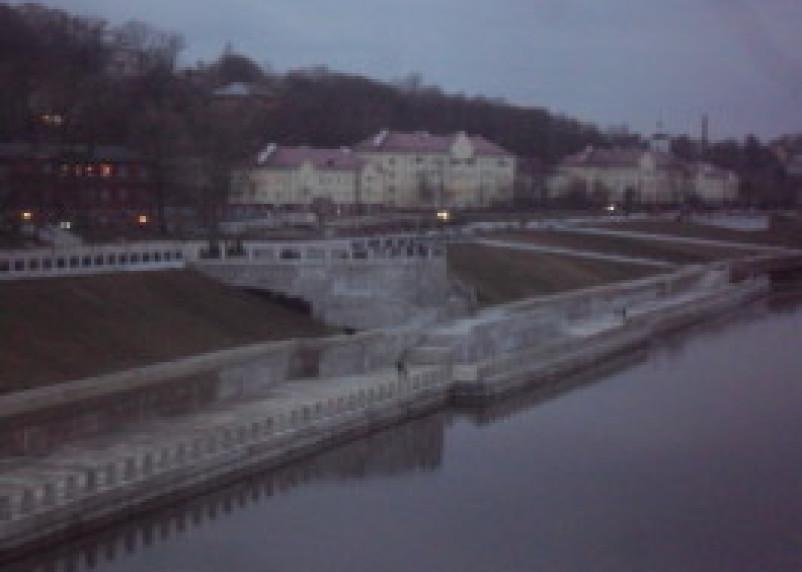 Чиновник, отвечавший за реконструкцию смоленской набережной, оштрафован на 100 тысяч рублей