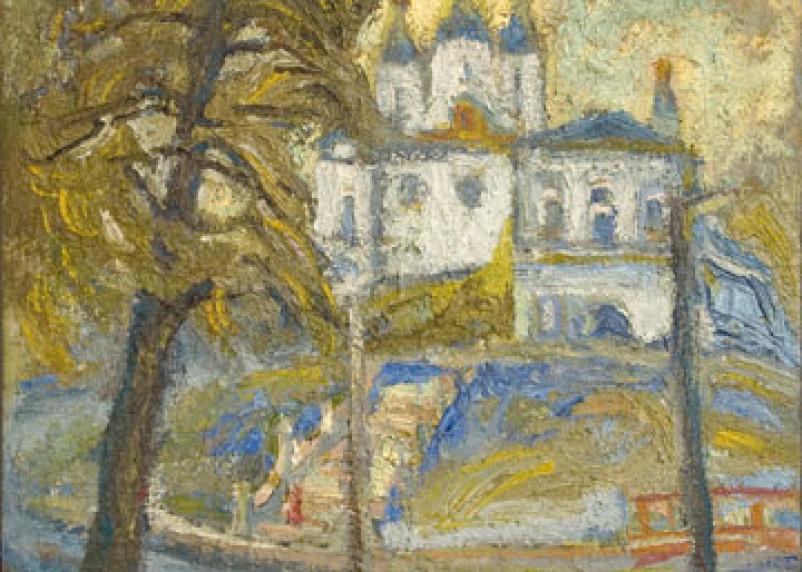 В Смоленске открылась выставка Валерия Зайцева