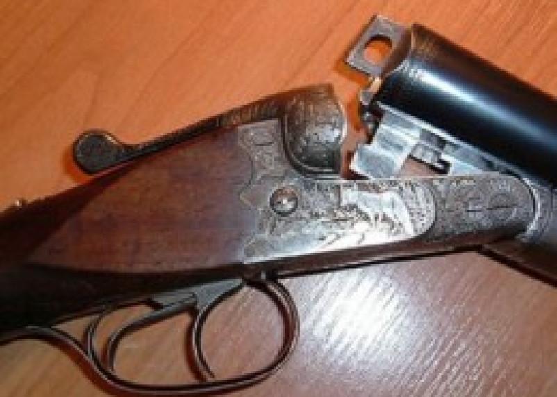 38-летний житель Рославля хранил у себя дома арсенал оружия