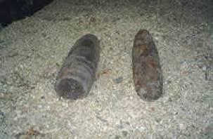Саперы Смоленщины обезвредили 40 снарядов времен войны