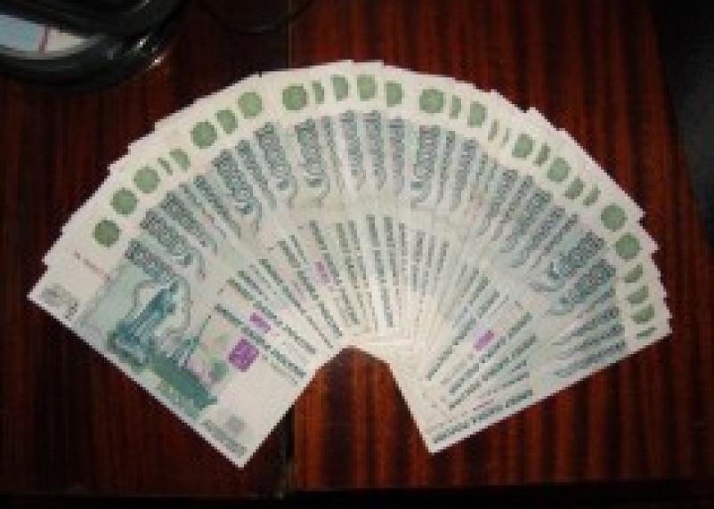 Ершичский чиновник растратил 20 тысяч бюджетных рублей