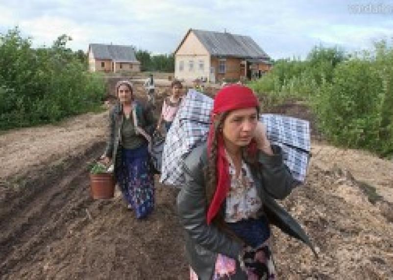 В смоленских Садках задержаны две цыганки, покусившиеся на кражу
