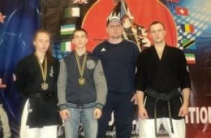 Смоляне стали серебряными призерами на европейских соревнованиях по кобудо