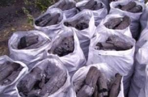 В колонии-поселении №7 открыто производство древесного угля