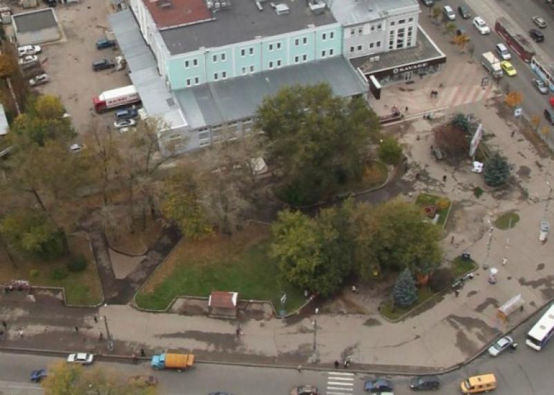 На площади Победы скоро развернется масштабная стройка