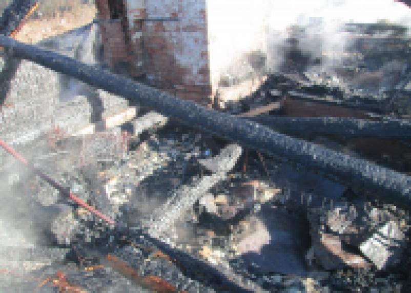 Смолянин, спаливший отцовский дом, будет судим