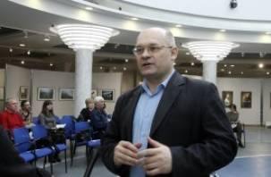 Частный коллекционер Александр Школьников представил общественности раритетные книги