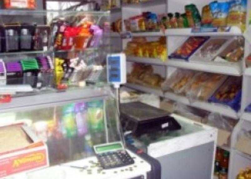 31-летний житель Гагарина ограбил продовольственный павильон