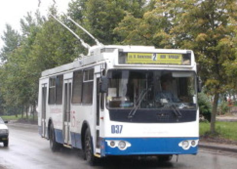Троллейбусный маршрут № 2 в Смоленске будет продлен