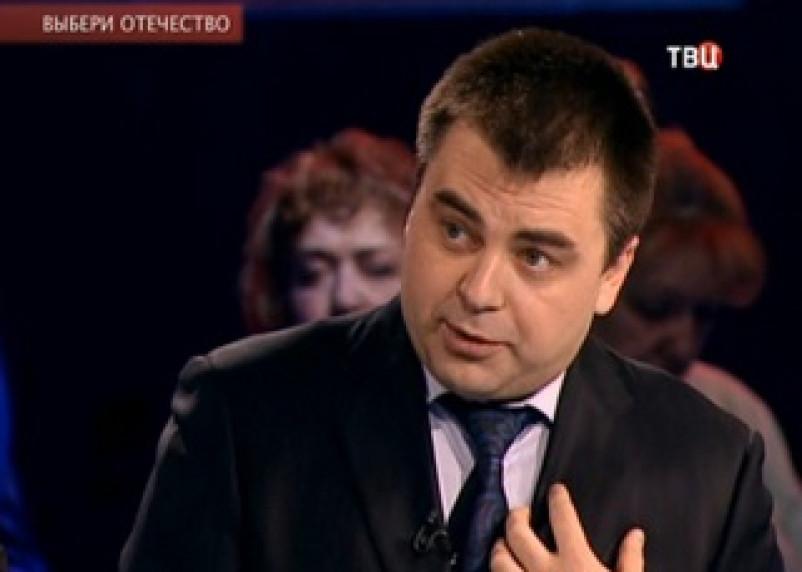 В эфире ТВЦ Алексей Казаков похвалил белорусских чиновников