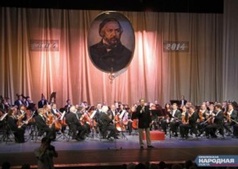 В Смоленске открылся 57-й музыкальный фестиваль имени Глинки. Фоторепортаж