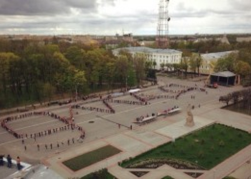 В Смоленске установлен новый рекорд