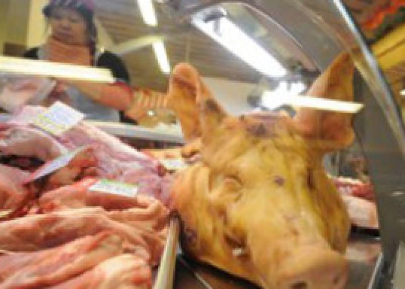 Ввоз свинины из Смоленской области в Беларусь запрещен!