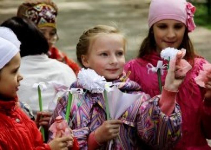 «Белый цветок» собрал в Смоленске более 100 тысяч рублей