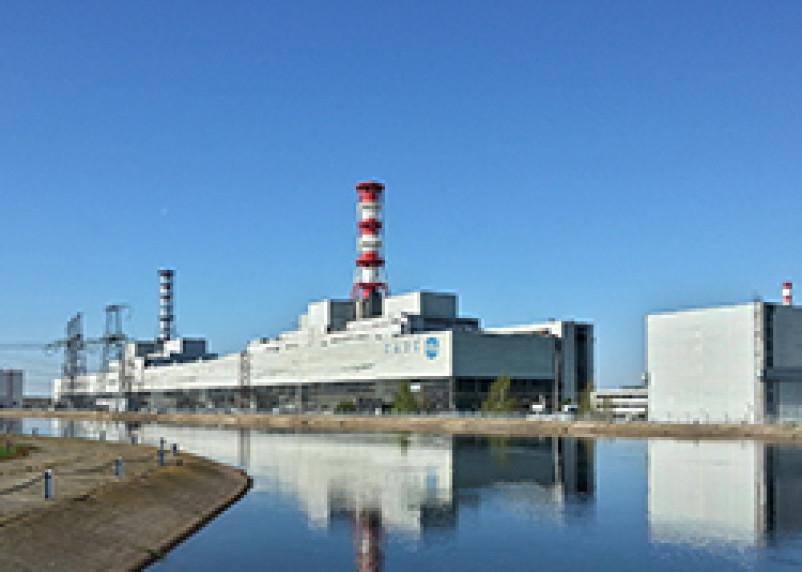 На Смоленской атомной станции остановлен первый энергоблок