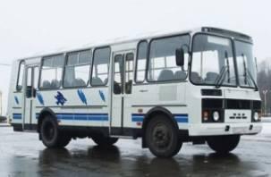Пьяный смолянин пытался украсть автобус