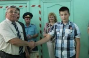Рославльский школьник спас жизнь своему другу