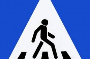 В Смоленске на Витебском шоссе погиб пешеход
