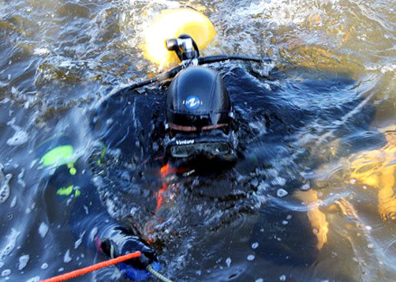 В Смоленске в Шейновском карьере утонул человек