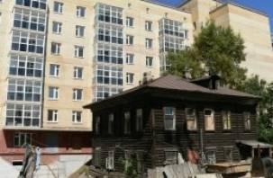До конца 2014 года в Смоленске переселят 349 семей