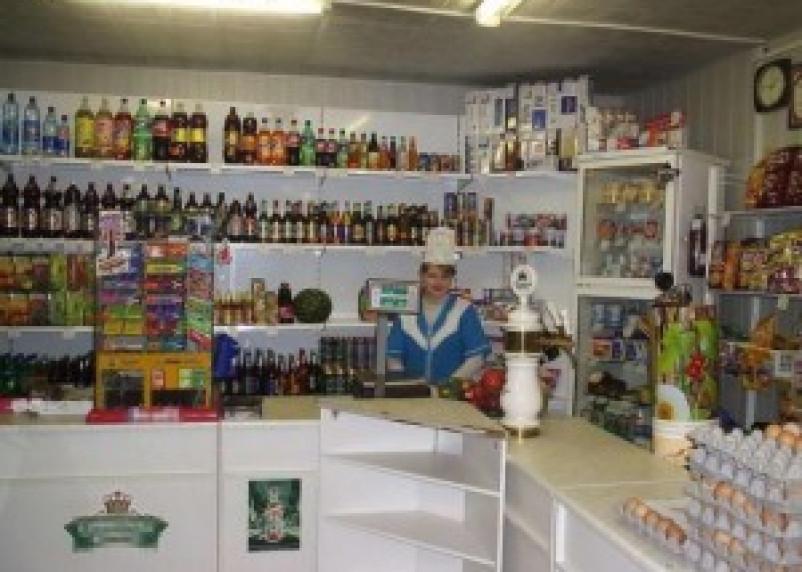 Пьяный смолянин с ножом пытался обчистить кассу магазина