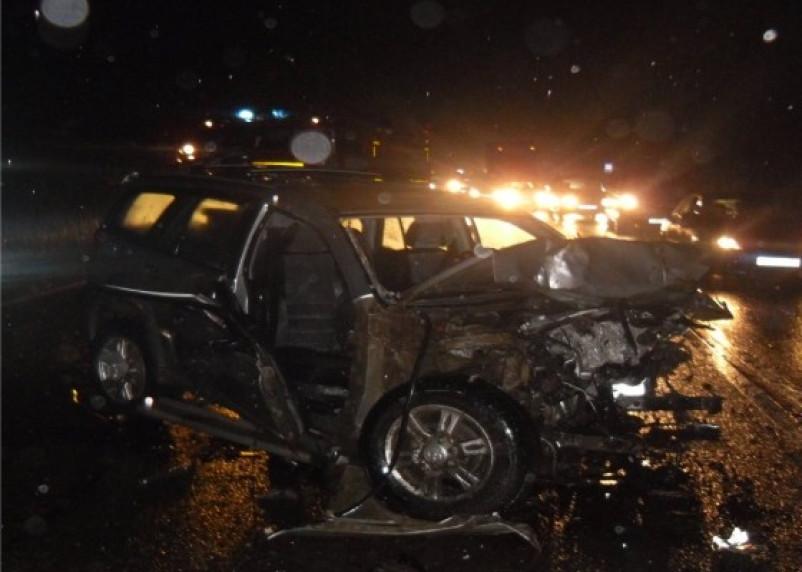 Ночью 5 мая на дорогах Смоленщины погибли три человека