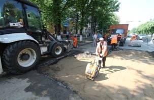 Движение трамваев в Смоленске должно возобновиться после полудня
