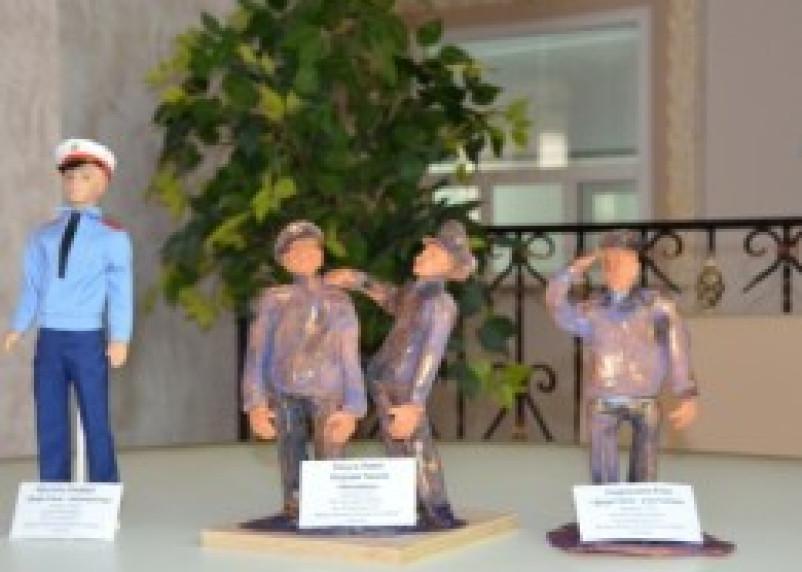 Смоленская полиция проводит конкурс игрушек «Полицейский Дядя Степа»