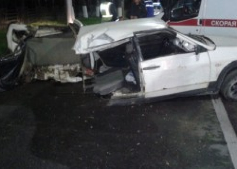 В Смоленске в ДТП погиб человек