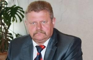 Валерий Белотелов отстранен от должности главы администрации Холм-Жирковского района