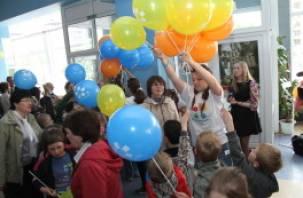 В Смоленске в шестой раз открылась благотворительная детская кинонеделя