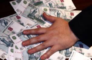 В городе Сафоново Смоленской области задержан рэкетир