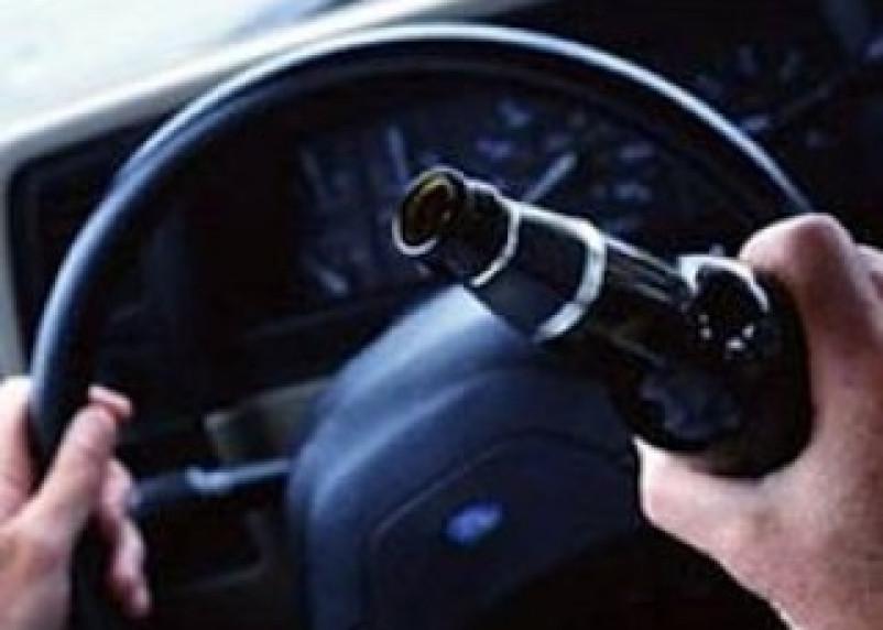 Нетрезвый белорус угнал у смолянина автомобиль
