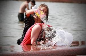 В Смоленске состоится водная битва