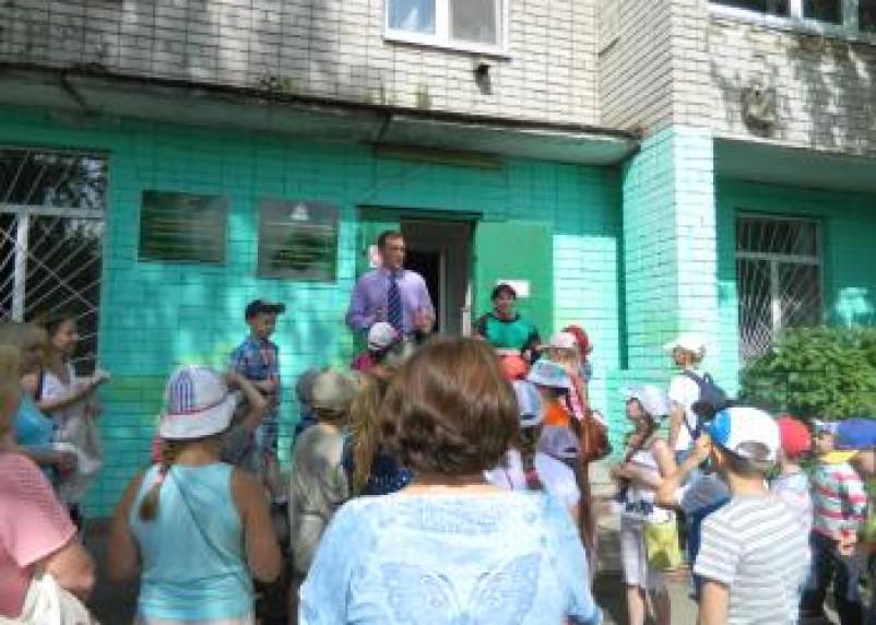 В Смоленском зоопарке открыт уличный вольер