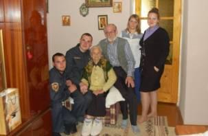 90 лет исполнилось работнице смоленской почты