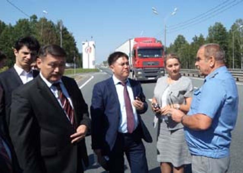 Транснадзор провел совещание в Смоленске